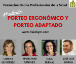 Curso Porteo Ergonómico y Porteo Adaptado para Profesionales de la Salud