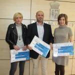 """FisioByM, ganadora del tercer premio en el certamen """"Arganda Emprende"""""""