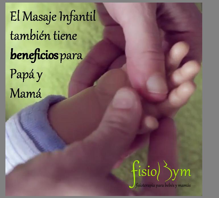 Beneficios del Masaje para papa y mama