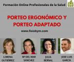Formación Porteo Ergonómico y Porteo Adaptado para Profesionales de la Salud