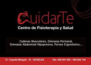 Logo Centro Fisioterapia y Salud Cuidarte