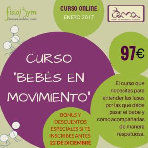 Curso Bebés en Movimiento enero 2017